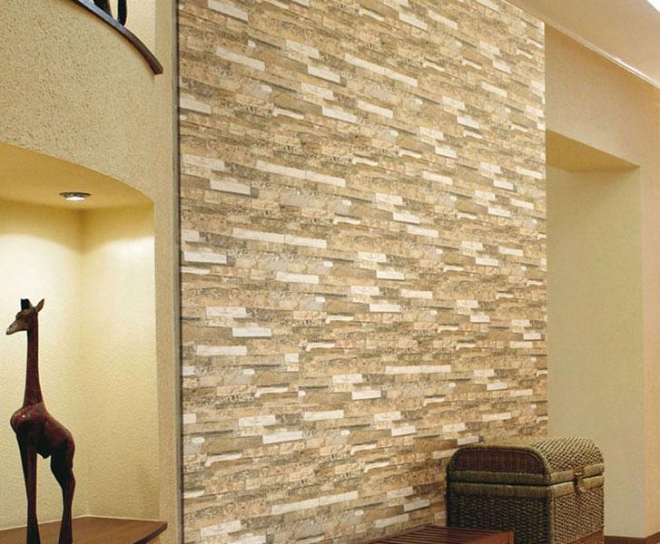 Rivestimento pareti esterne - Rivestimenti in pietra finta per interni ...