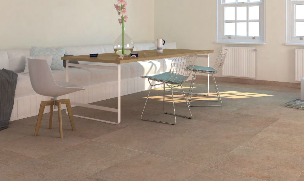 Interni gres porcellanato smaltato baltico 60x60 naturale - Prezzo posa piastrelle 60x60 ...